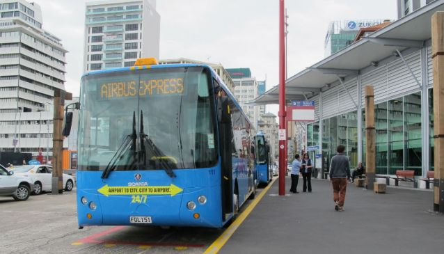 Skybus Auckland City Express