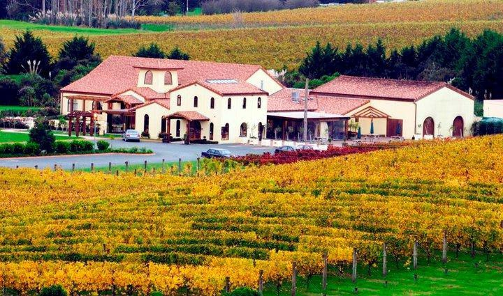 Ascension Wine Estate Function Centre & Winery