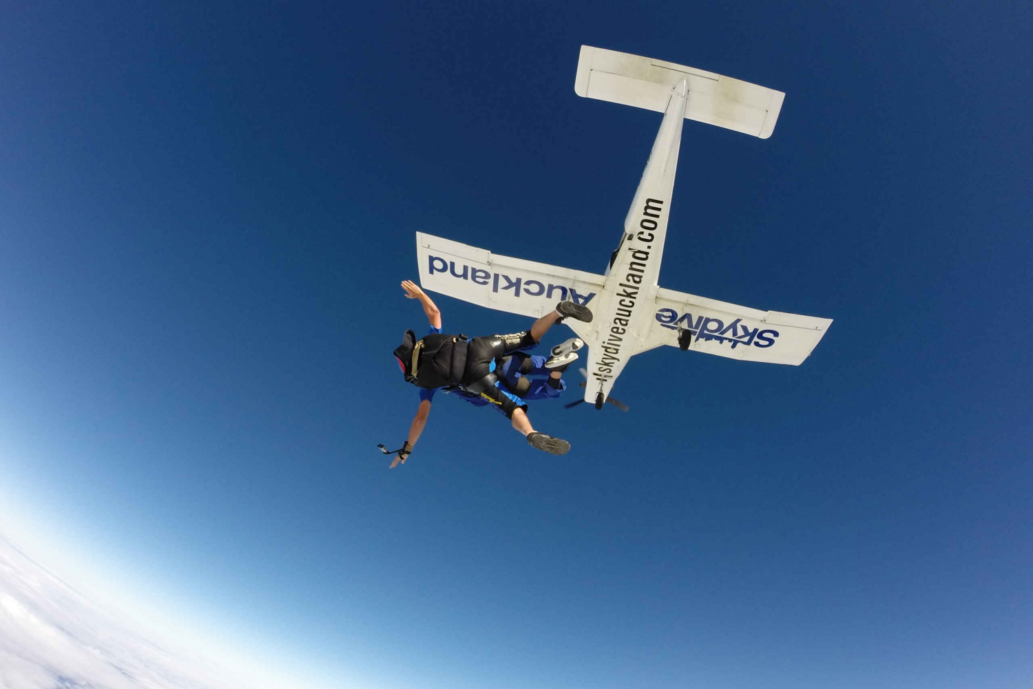 Auckland 9,000ft Tandem Skydive