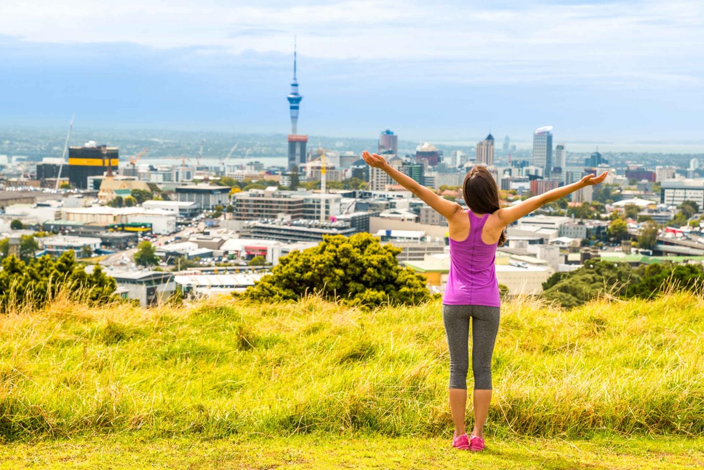 Auckland City Express Tour: 3-Hour Kiwi Experience
