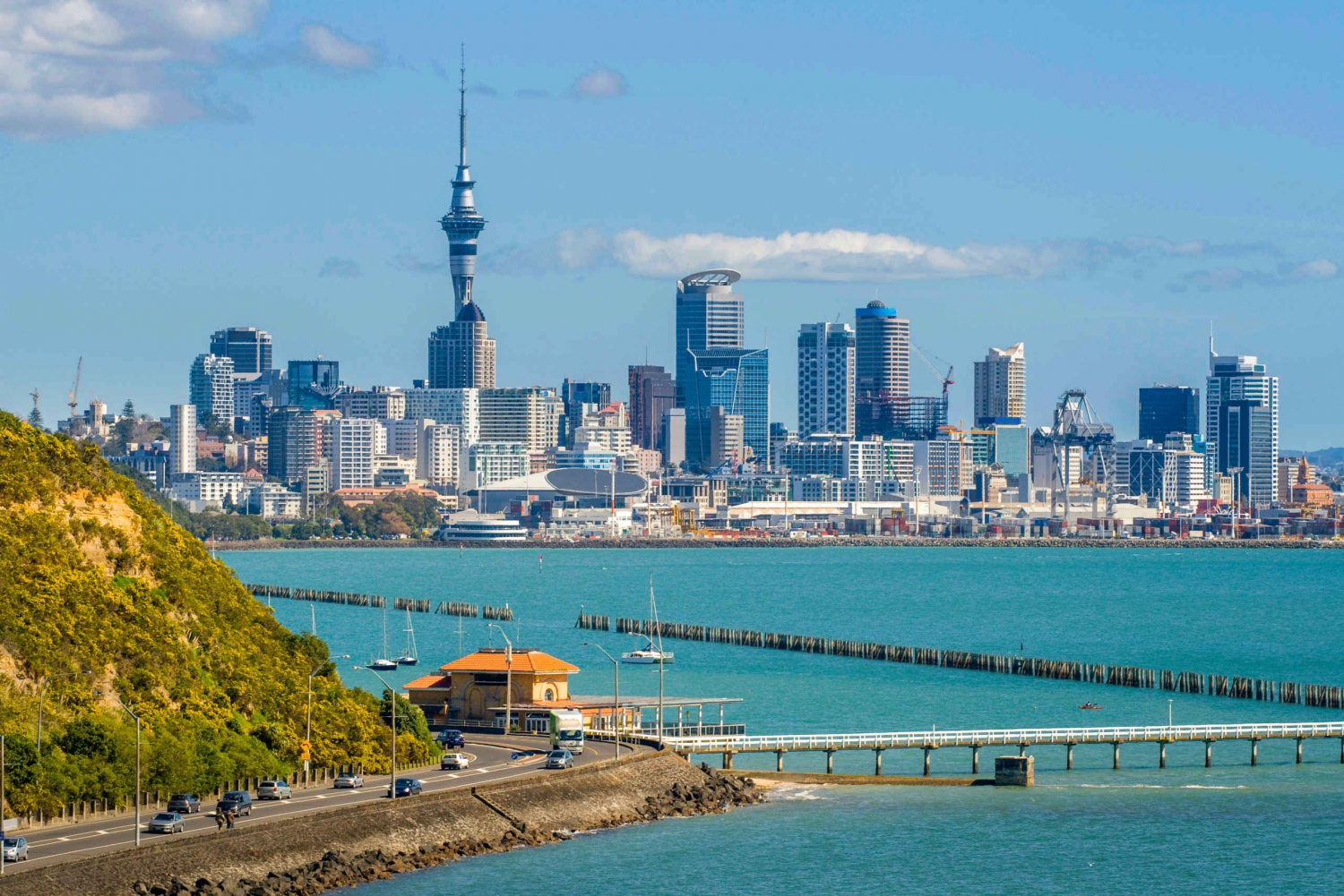 Auckland City Sights Tour with Museum & Cultural Performance