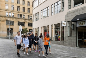 Auckland Lanes and Local Gems 2.5-Hour Walking Tour
