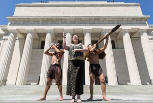 Auckland Museum Entry, Cultural Performance & Guided Tour