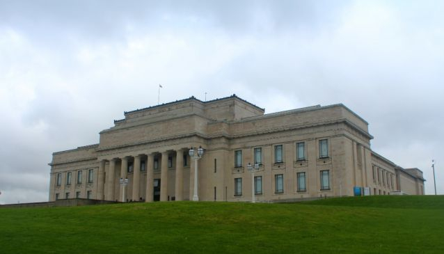 Auckland Museum Venue Hire