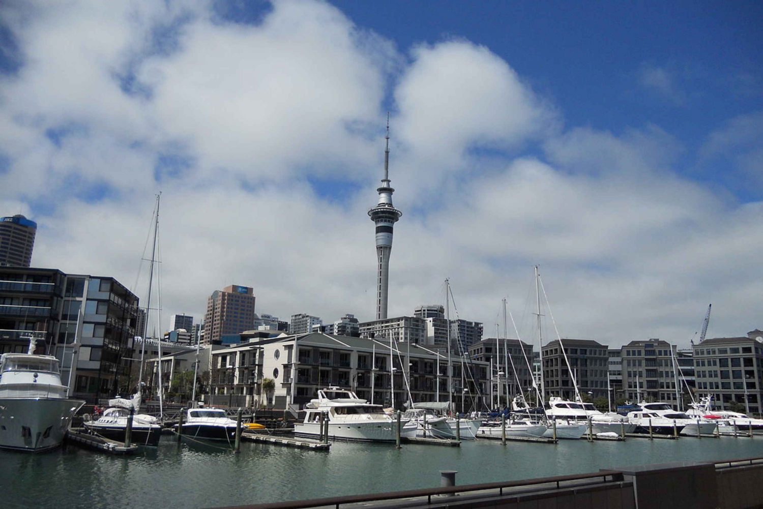 Auckland Self-Guided Audio Tour