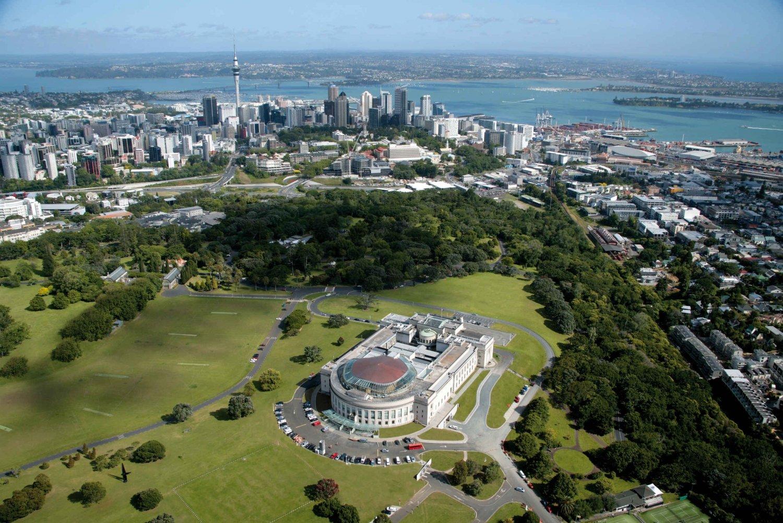 Auckland War Memorial Museum Entry Ticket