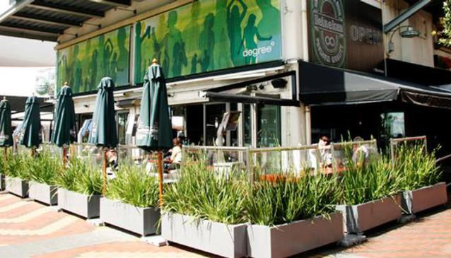 Degree Bar