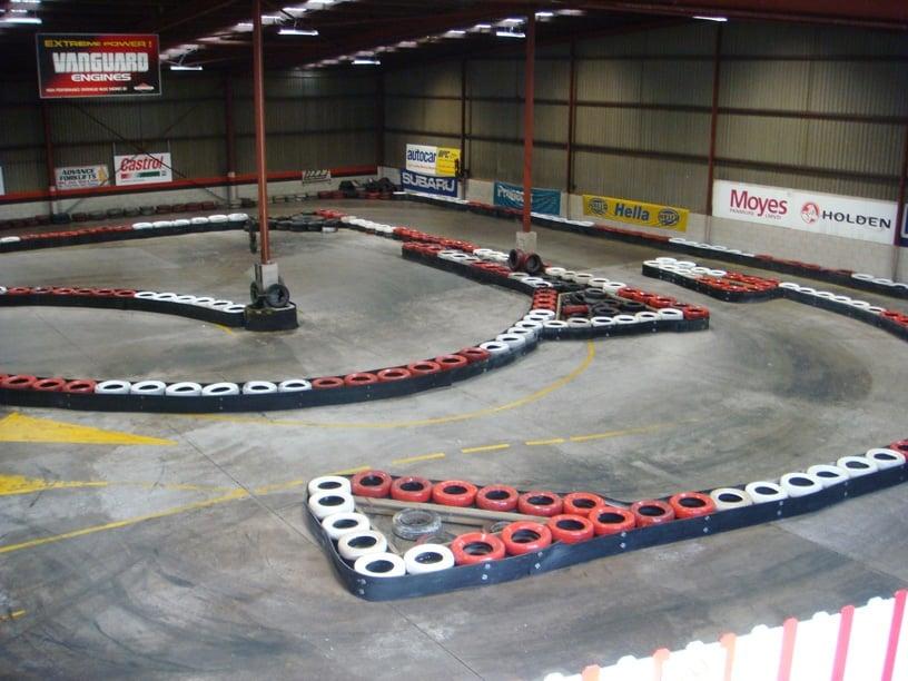 Formula E - Indoor Go Karting