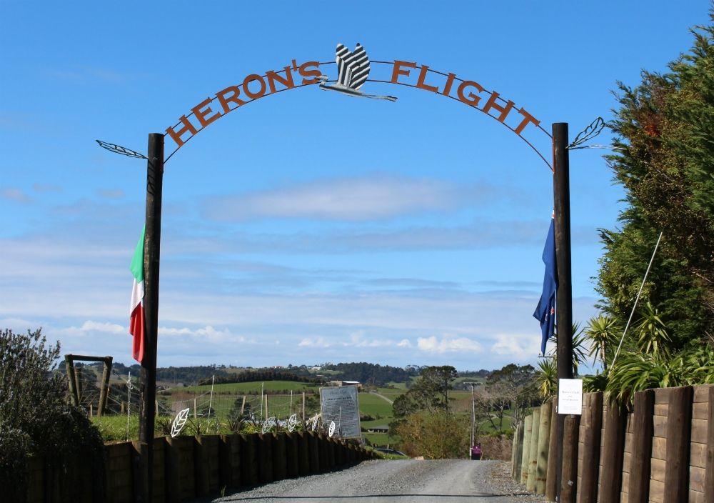 Heron's Flight Winery and Restaurant