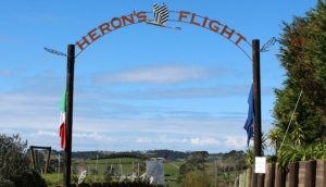 Heron's Flight Winery and Restaurant