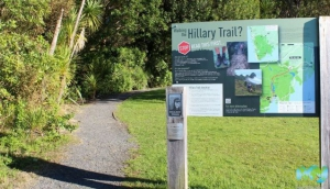 Hillary Trail