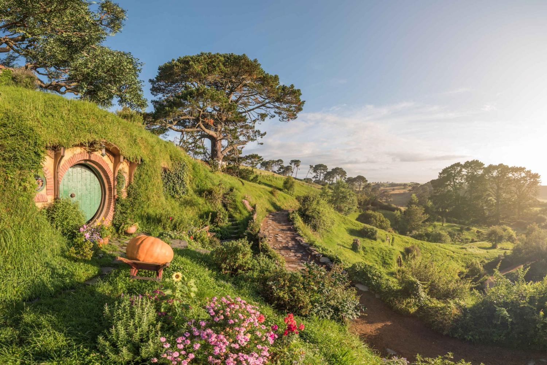 Hobbiton, Rotorua and Wai-O-Tapu Day Tour