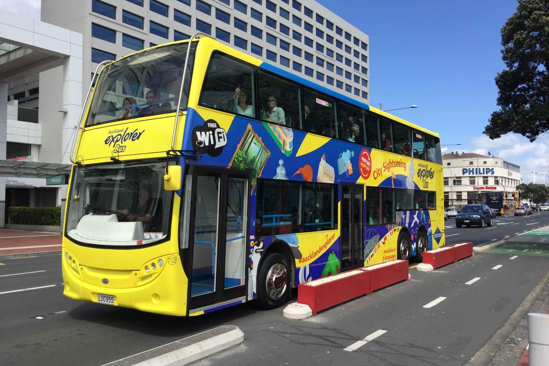 Hop-On Hop-Off Explorer Bus Ticket