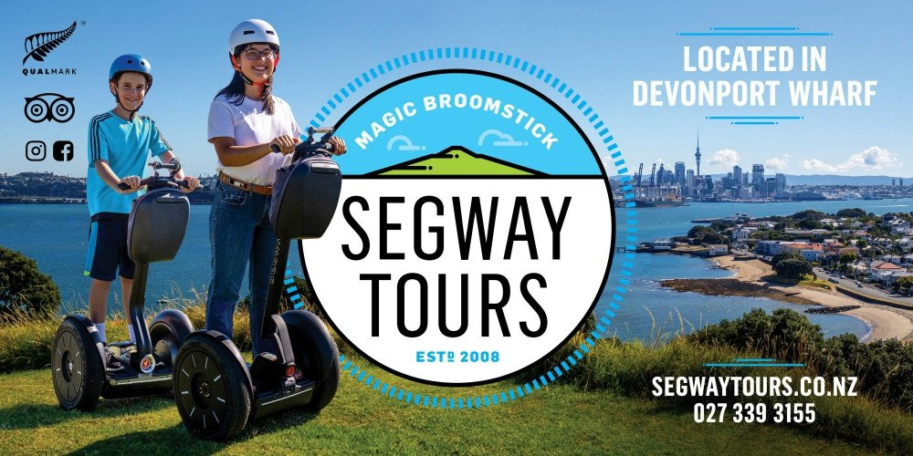 Magic Broomstick Segway Tours