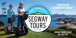 Magic Broomstick Segway Tours