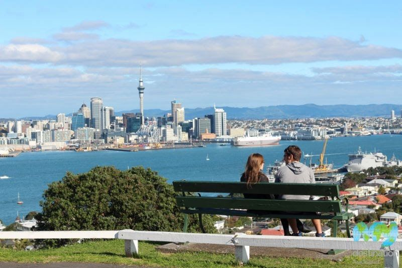 Mount Victoria In Auckland My Guide Auckland