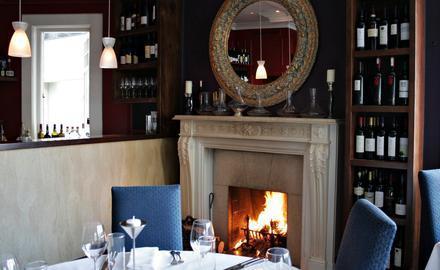 Number 5 Fine Dining Restaurant