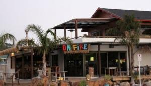 On Fire Restaurant Jazz Cafe