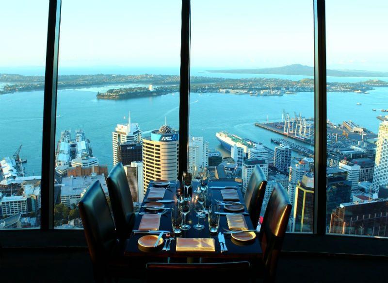 Skycity Restaurant Auckland
