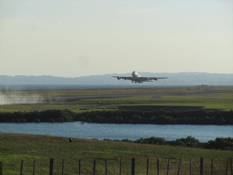 Scenic Lookout Airport Runway