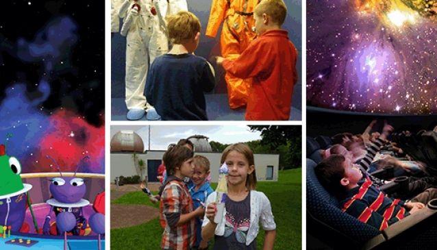 Stardome Observatory Kids Parties