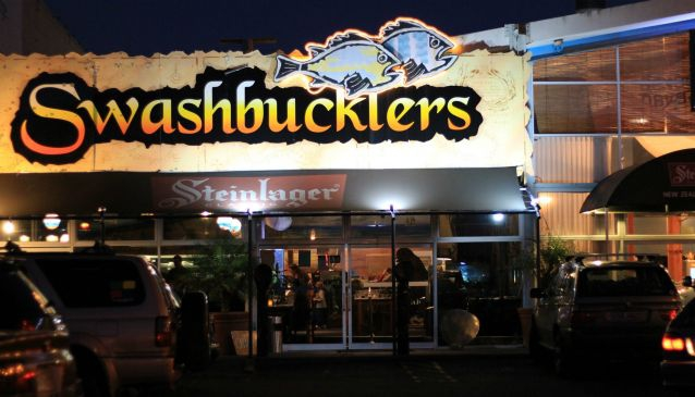 Swashbucklers Restaurant