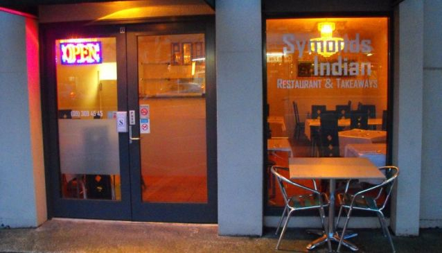 Symonds Indian Restaurant and Takeaways