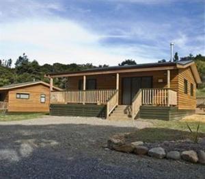 Tangiaro Kiwi Retreat Coromandel