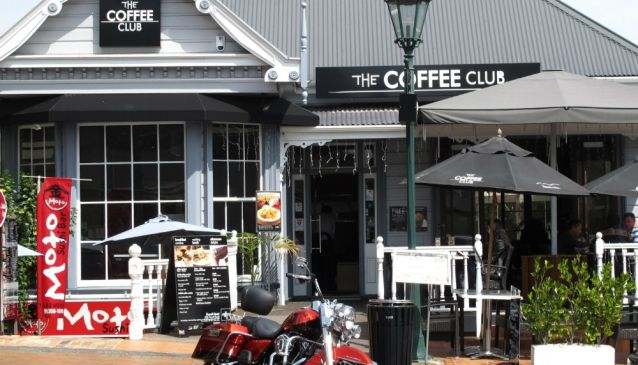 The Coffee Club Parnell