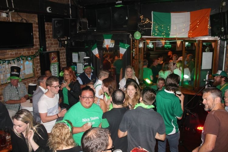 The Fiddler Irish Bar