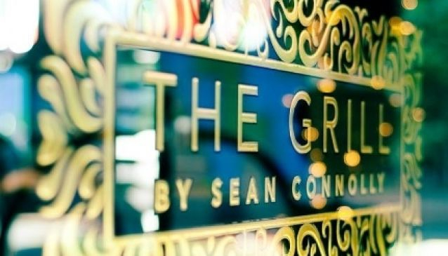 The Grill by Sean Connolly