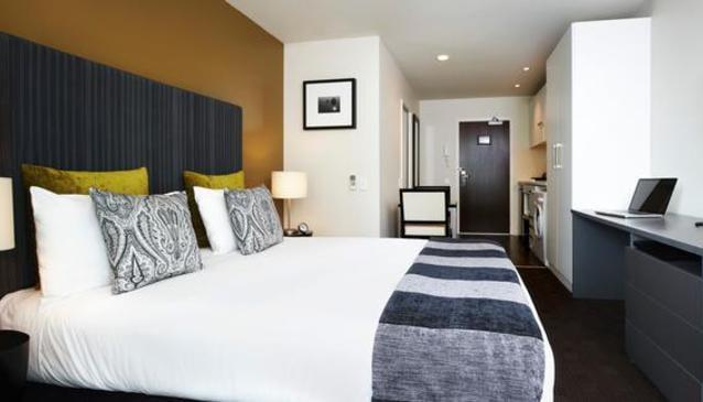 The Quadrant Hotel Auckland