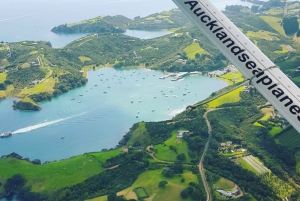 Waiheke Island & Hauraki Gulf Scenic Seaplane Flight