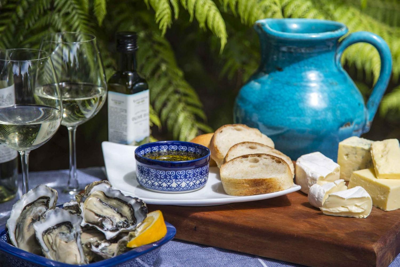 Waiheke Island Premium Food & Wine Tour with Platter Lunch