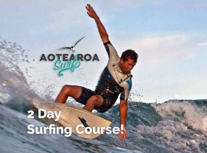 2 Day Surfing Course!