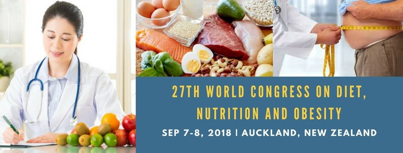 27th World Congress on Diet, nutrition and Obesity