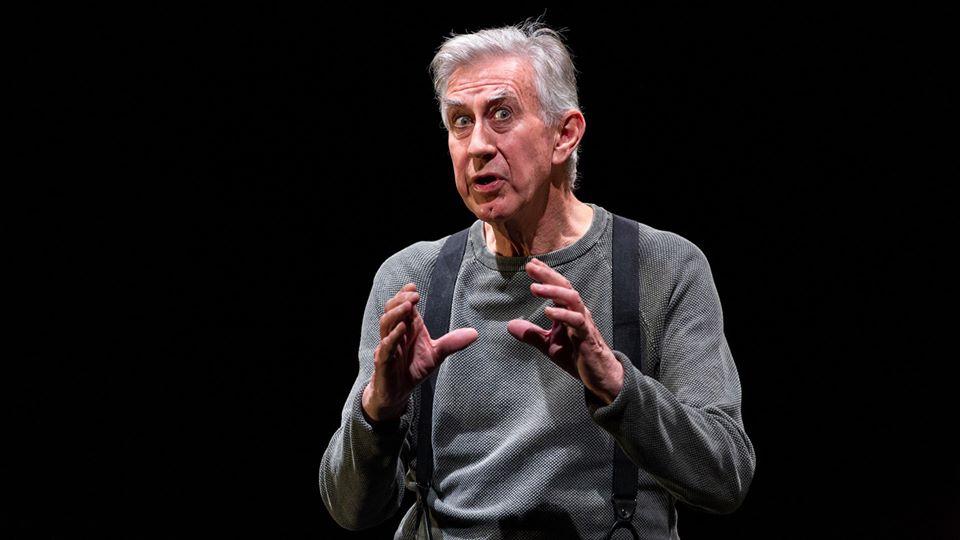 AAF: Barry McGovern in Watt by Samuel Beckett