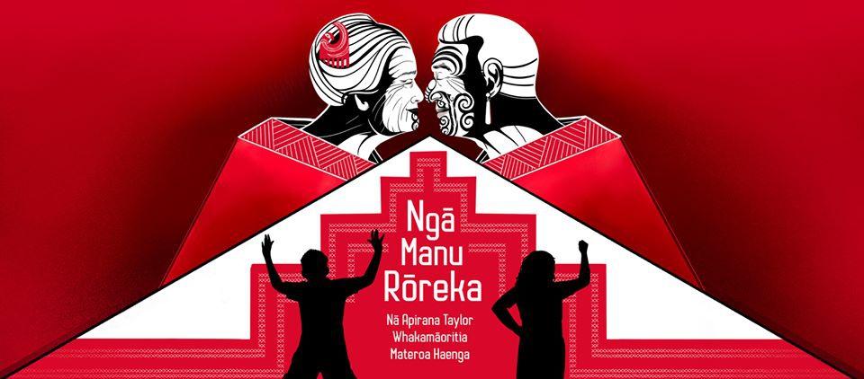 AAF: Ngā Manu Rōreka