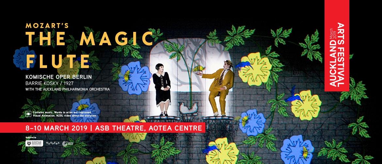 AAF: The Magic Flute
