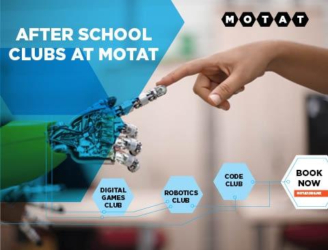 After School Club - Digital Games Club