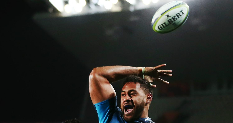 Auckland Blues v British and Irish Lions
