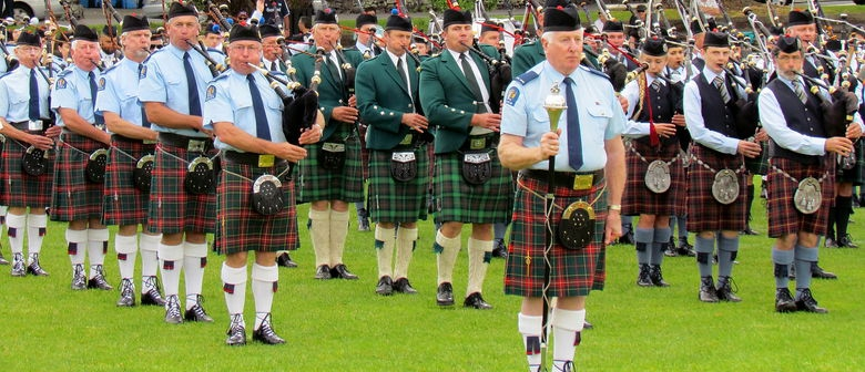Auckland Highland Games 2016