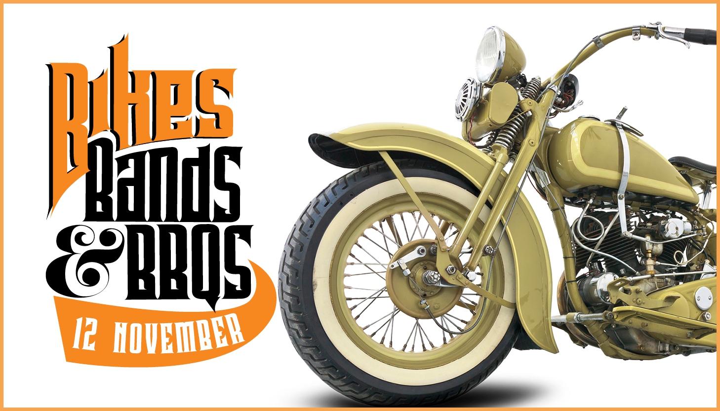 Bikes, Bands & BBQs