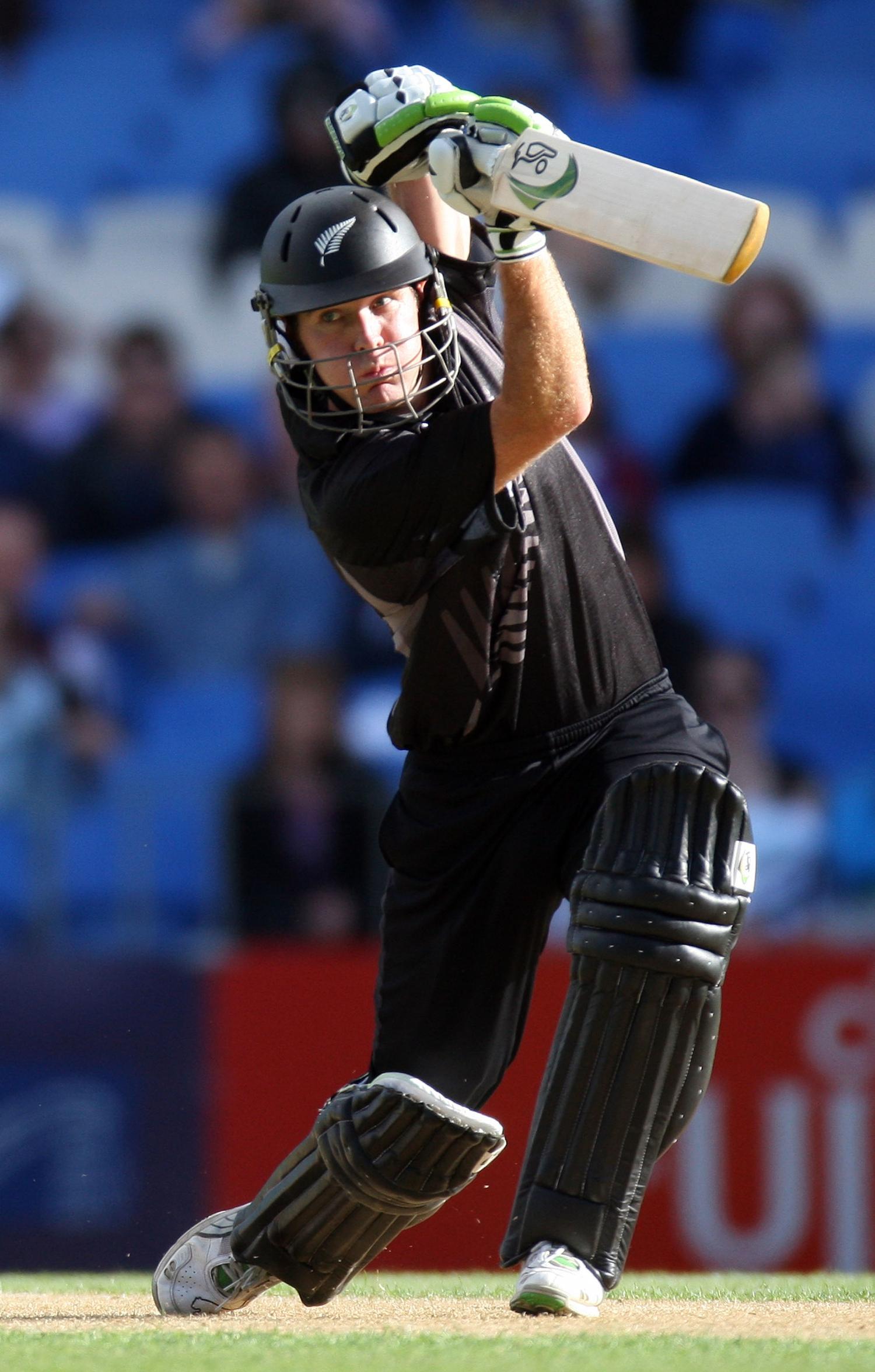 Blackcaps v Australia ODI