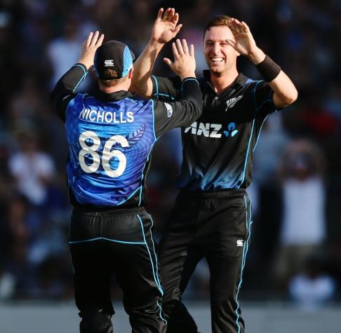 BLACKCAPS v India 2nd ODI