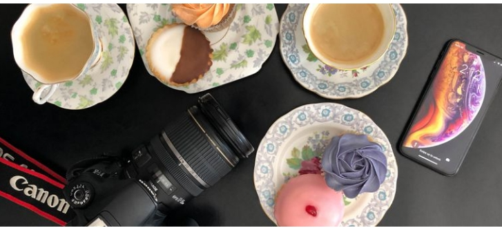 Camera, Coffee, Cake & Conversations Sunday 8 March 2020