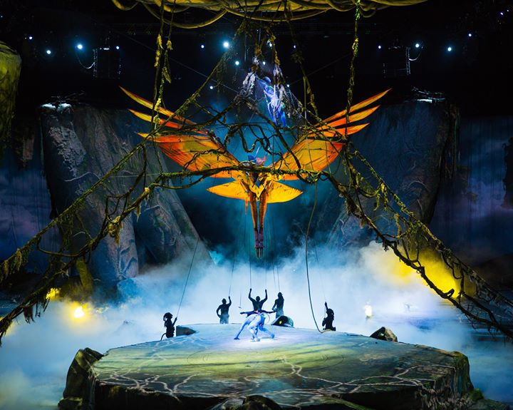 Cirque du Soleil: TORUK - The First Flight (Official)