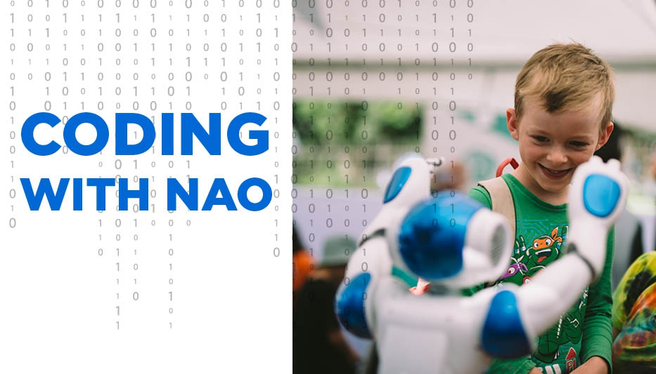 Coding with NAO