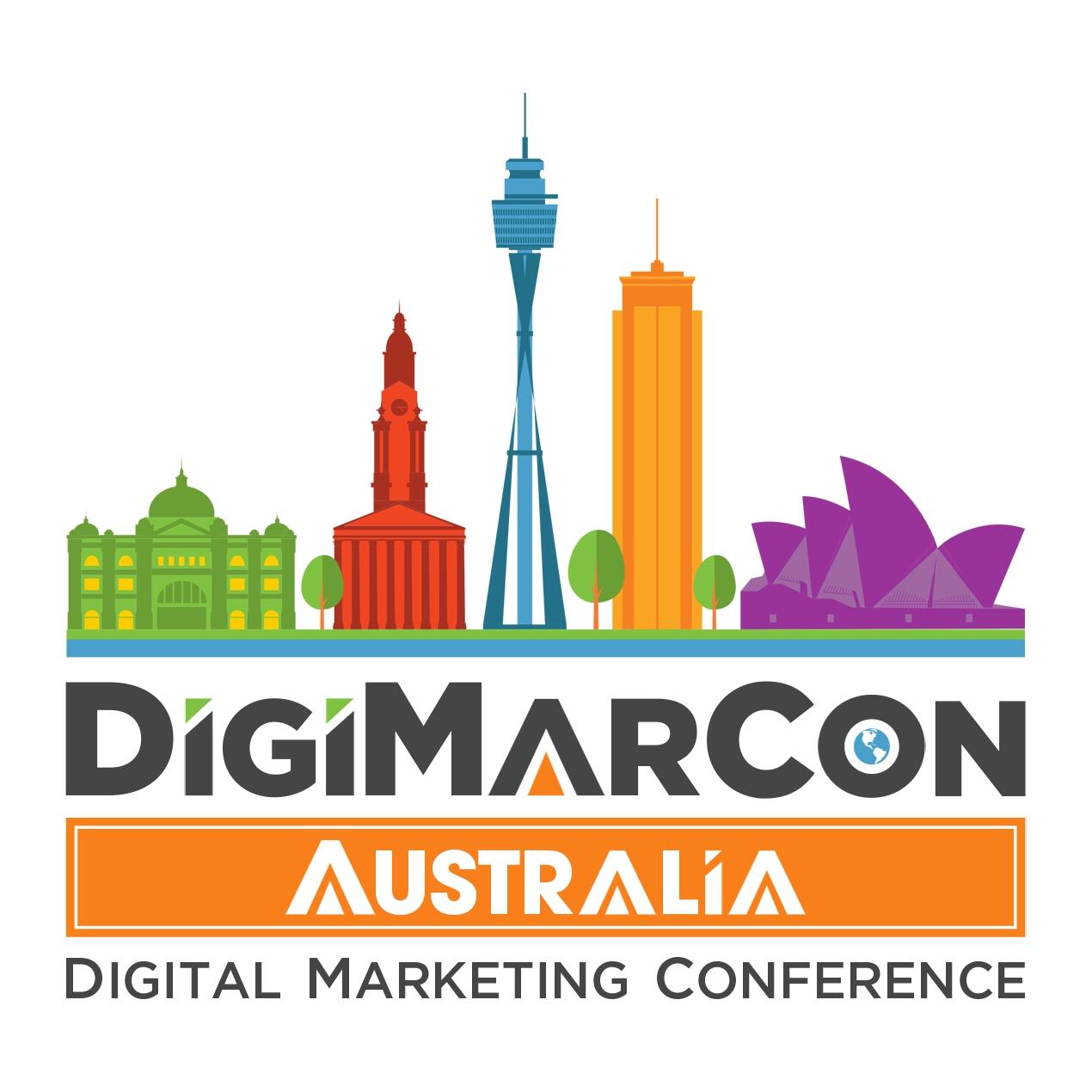 DigiMarCon Australia 2021 - Digital Marketing, Media and Advertising Conference & Exhibition