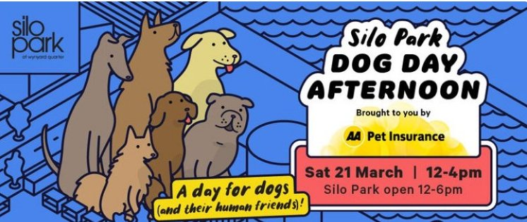 Dog Day Afternoon Saturday 21 March 2020